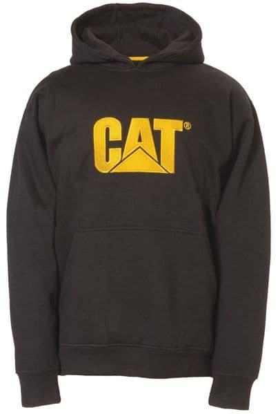 Caterpillar Trademark Sweater Sweat Shirts Black
